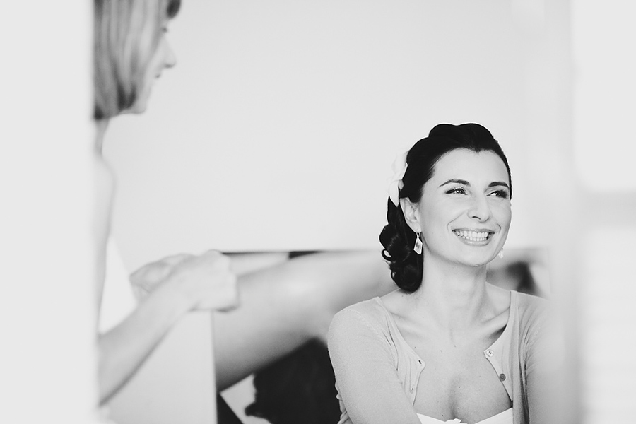 Wedding preparations photographer Birmingham