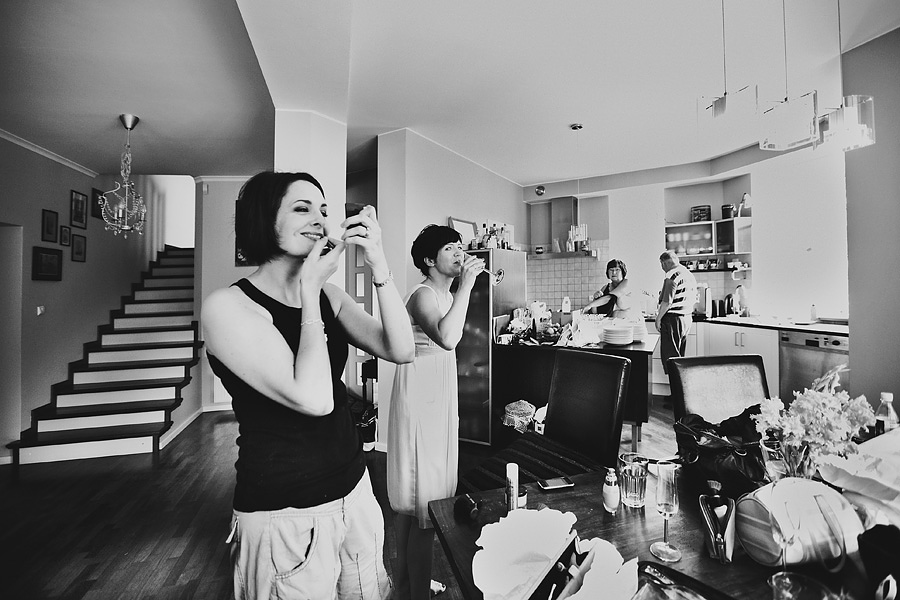 Wedding preparations photographer West Midlands