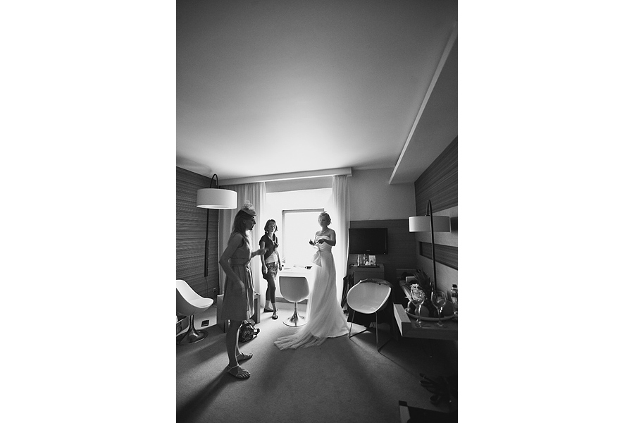 Wedding preparations photographer Warwickshire