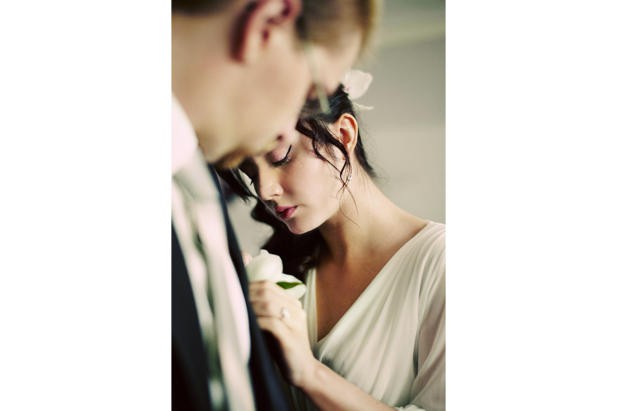 Wedding preparations photographer Oxford