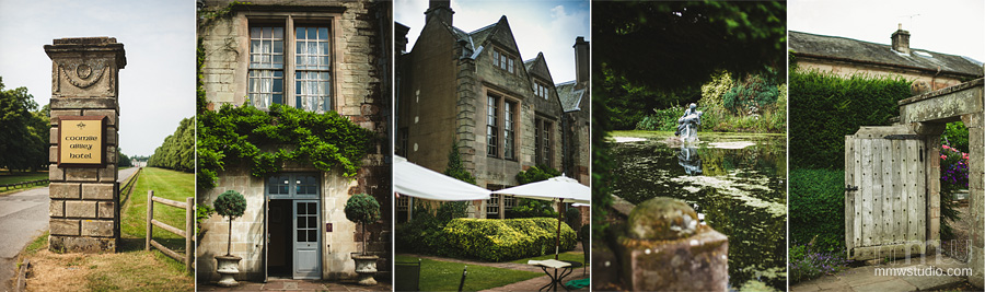 Wedding venue Coombe Abbey, Warwickshire