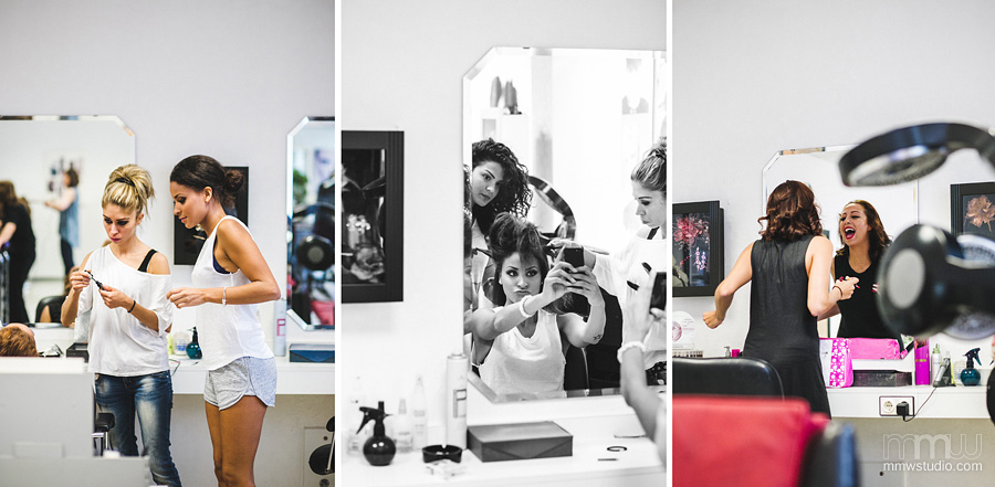 wedding preparation duisburg, essen by top photographers MMWstudio