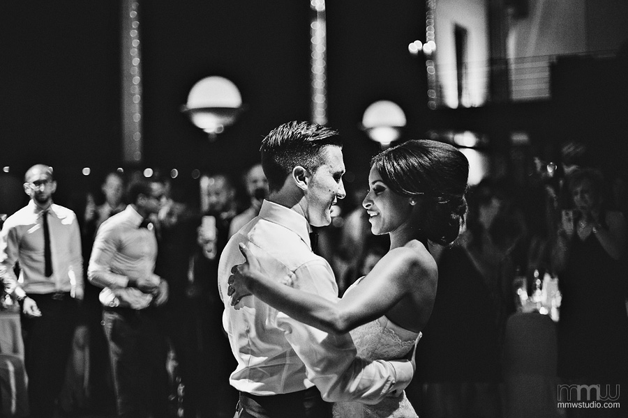 beautiful first dance picture