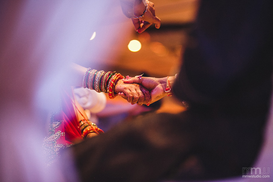 indian wedding ceremony, details
