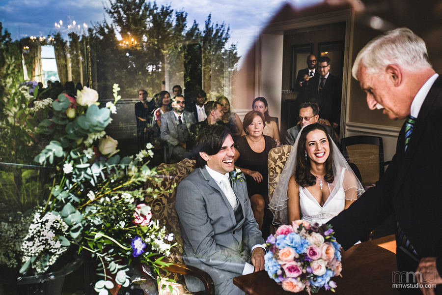 Wedding photographer Petersham Hotel, Richmond