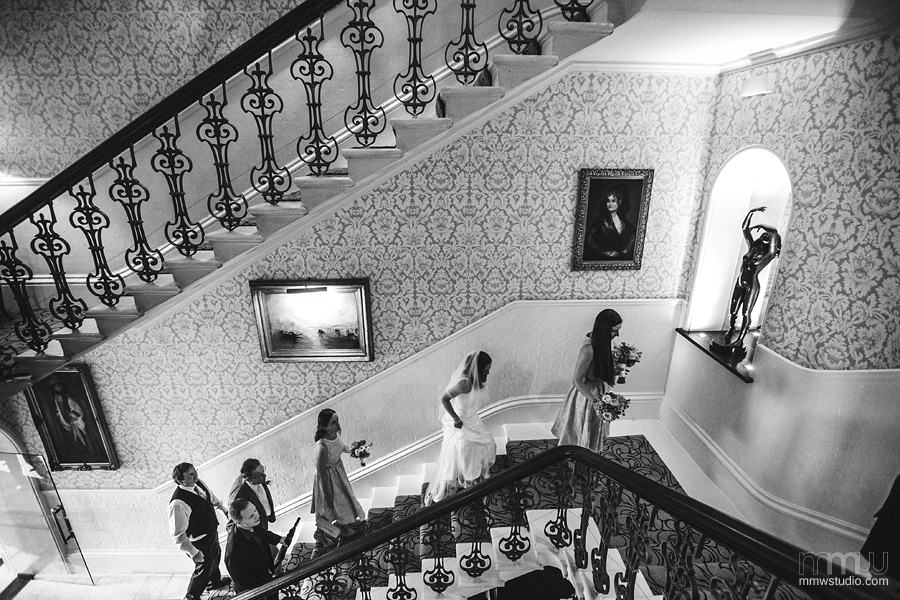 Wedding photography Petersham Hotel, Richmond