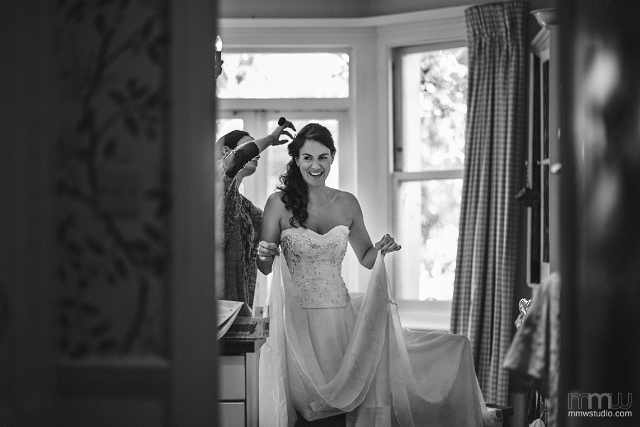 Wedding reportage London