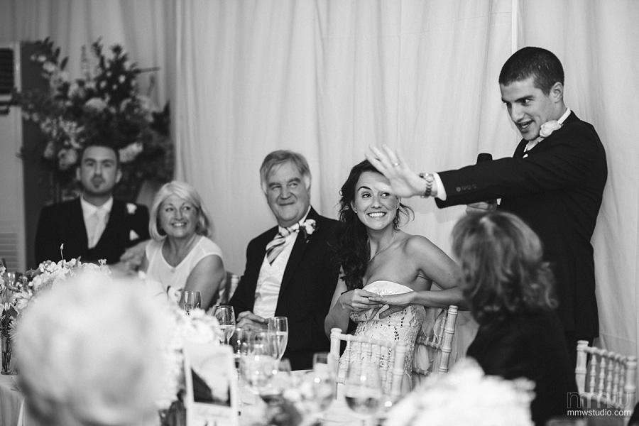 funny informal wedding speeches