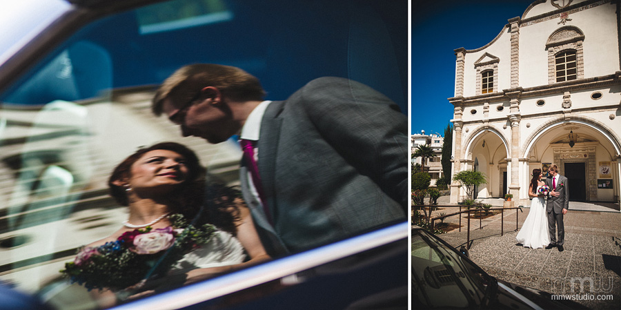 alternative, fine art wedding reportage