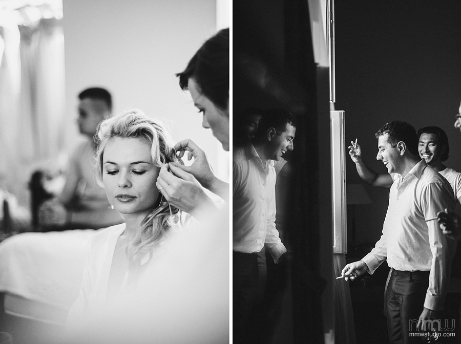 bride and groom portraits, wedding reportage