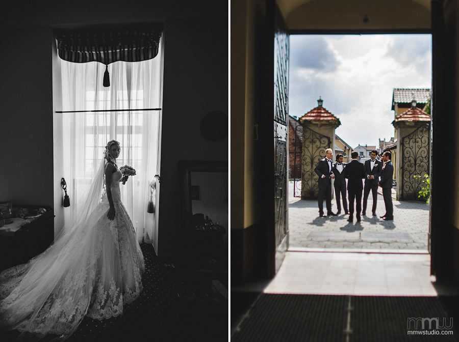 informal wedding reportage by Birmingham based destination wedding photographers