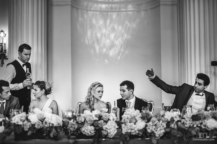 informal, candid wedding reportage by Birminham based photographer