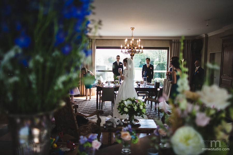 Stylish wedding reportage