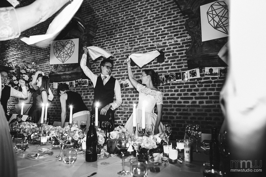 Belgian wedding traditions