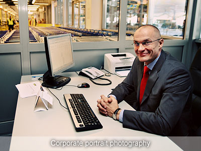 corporate portraits Birmingham